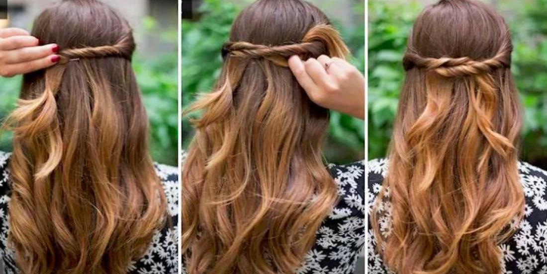 16 coiffures jolies et faciles à réaliser pour les filles paresseuses