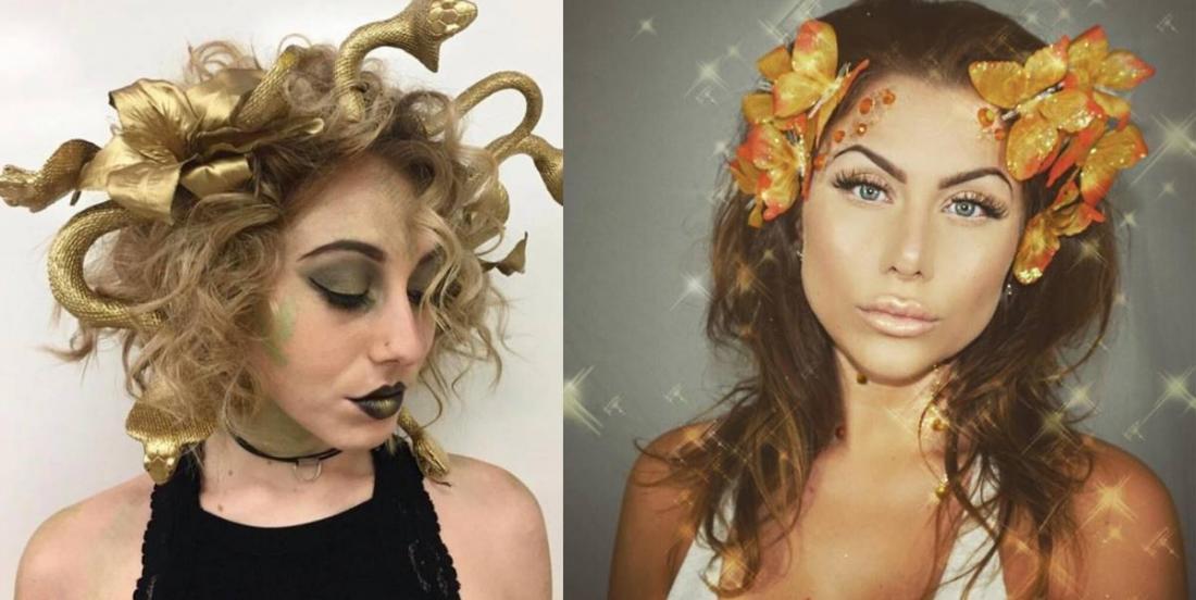 Ces photos vous montrent que vos cheveux sont votre meilleur allié pour un déguisement réussi