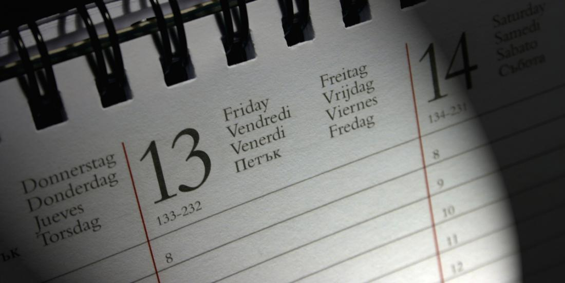 6 infos sur la superstition du vendredi 13