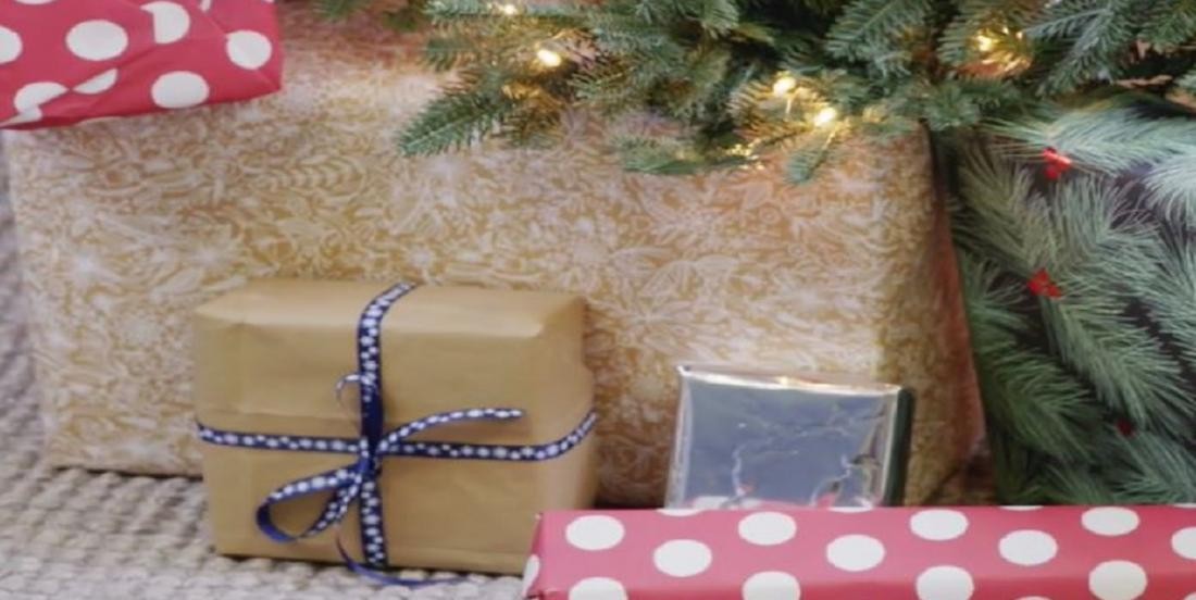 7 matériaux que vous pouvez récupérer pour emballer vos cadeaux de façon plus écologique