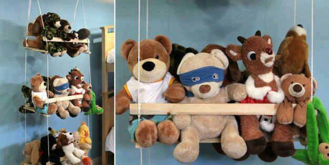 30 merveilleuses idées pour ranger les jouets de vos enfants
