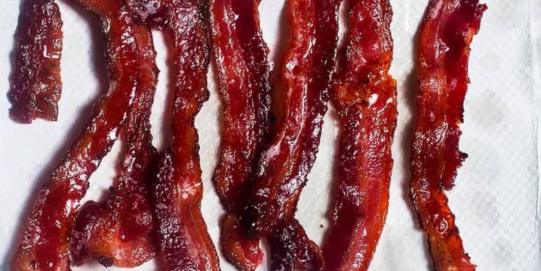 Cuisinez le meilleur bacon au four du monde!