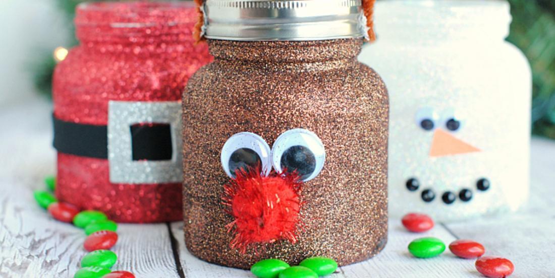 15 bricolages de Noël à réaliser avec les enfants à prix modiques