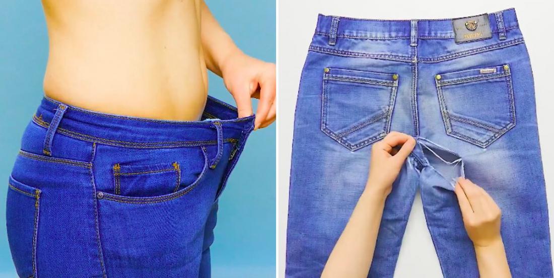 8 formidables astuces qui transformeront la façon que vous portez vos jeans!