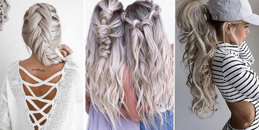 20 façons différentes de tresser vos cheveux pour un look tendance