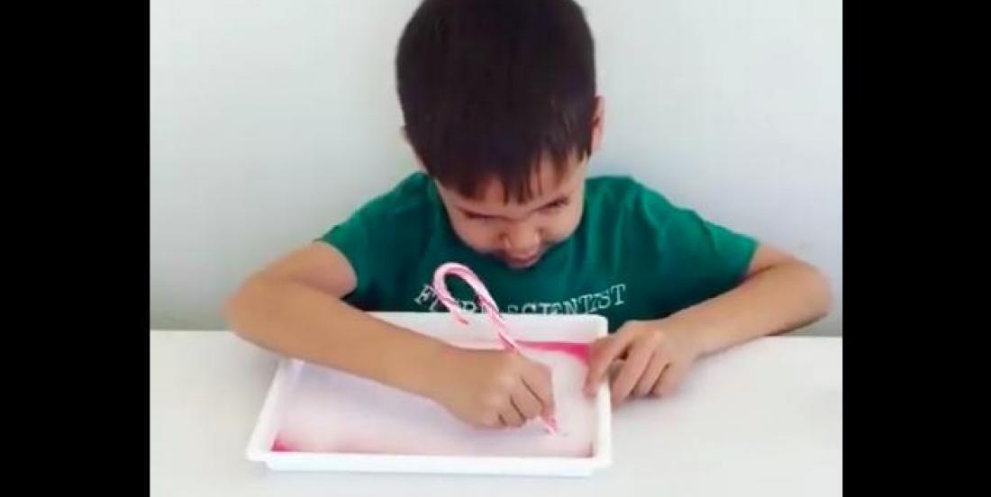 Fabriquez ce jeu hivernal tout simple qui ravira vos enfants durant des heures!