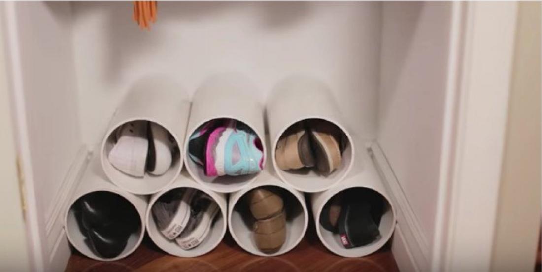 Prenez le contrôle de votre placard avec ces 4 trucs de rangement pour les chaussures!