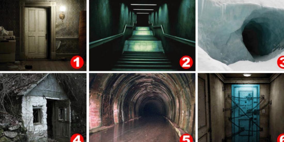 Laquelle de ces portes craignez-vous le plus de pousser?