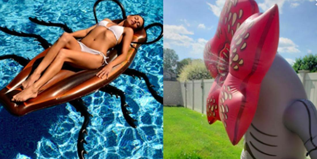 Voici des solutions pour les personnes qui ne veulent pas partager leurs jouets gonflables cet été!