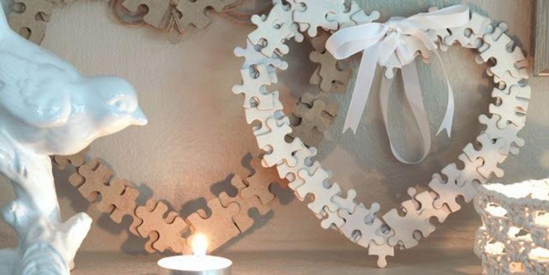 10 idées trop géniales pour recycler des morceaux de casse-tête!