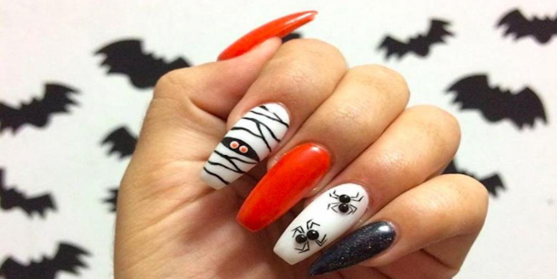 Célébrez l'Halloween jusqu'au bout des doigts avec des ongles festifs, épeurants ou artistiques
