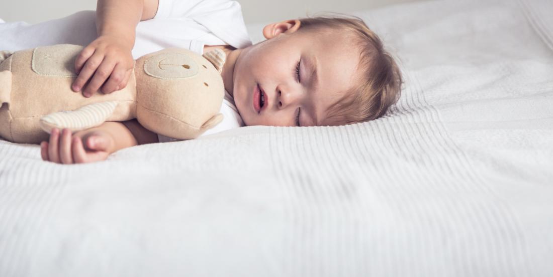 6 trucs pour endormir votre bambin rapidement et sans problème!