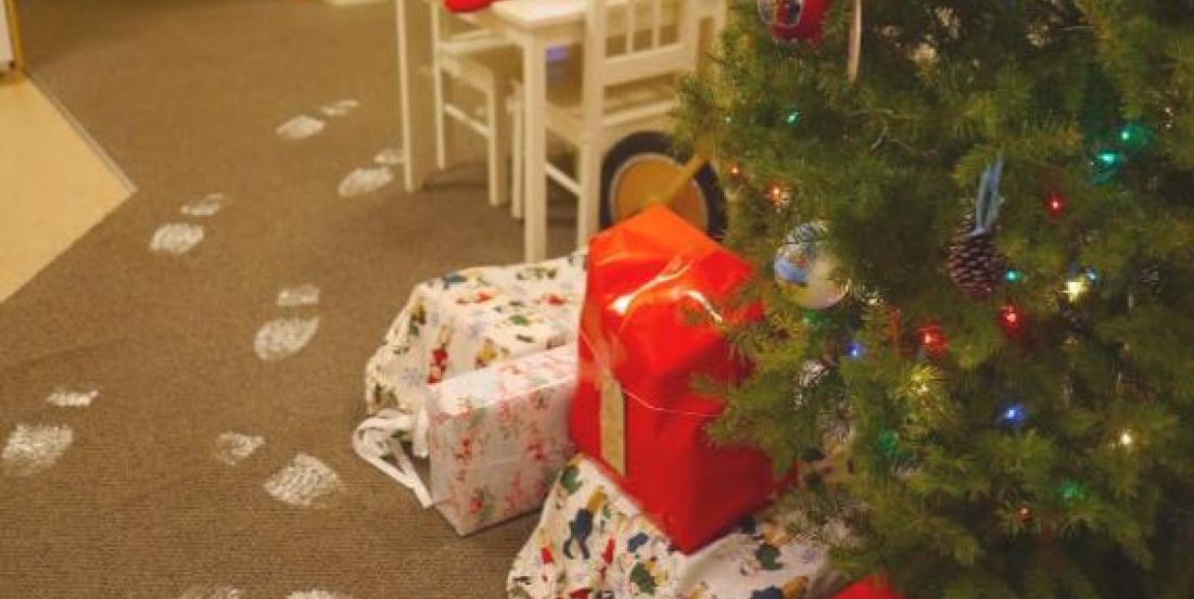 Établissez la preuve que le Père Noël existe en fabriquant des traces de pas enneigées en quelques minutes!