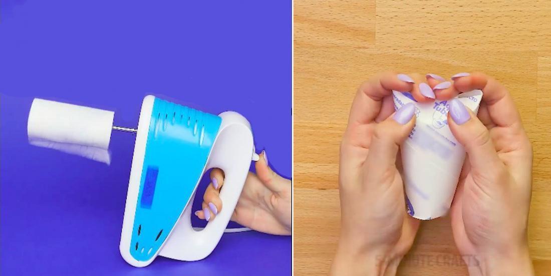 8 projets ou astuces que vous pouvez réaliser grâce à des rouleaux de papier hygiénique