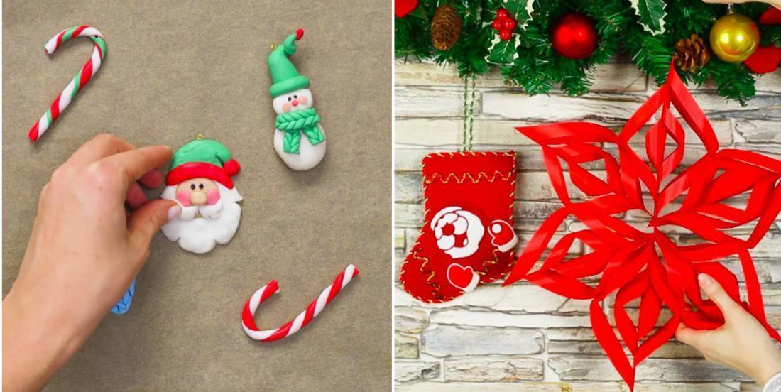 4 décorations de Noël qui vous rappelleront de beaux souvenirs d'enfance!