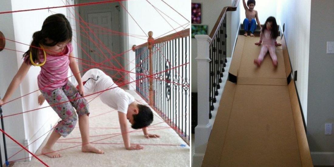 8 activités économiques et faciles à faire pour divertir les enfants qui s'ennuient!