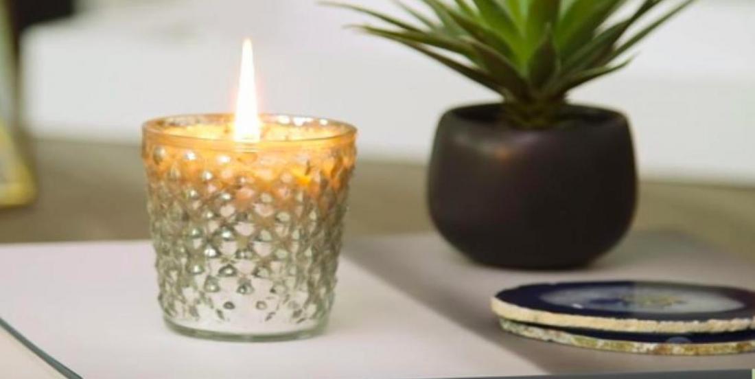 Récupérez la cire de vos vieilles bougies pour en fabriquer de toutes nouvelles