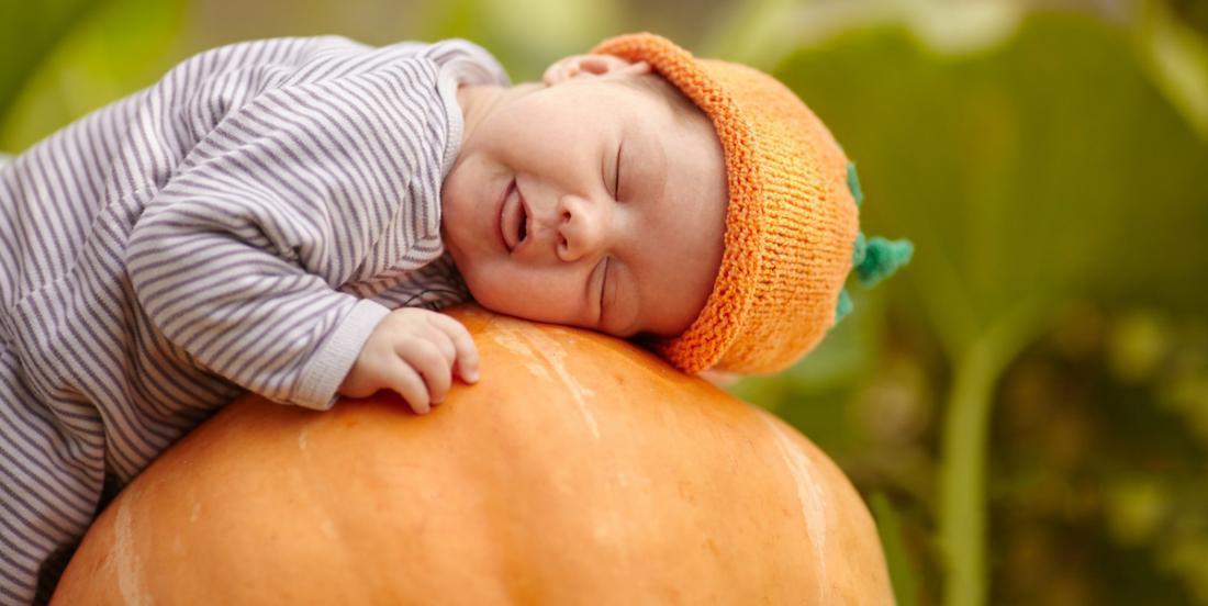 10 raisons pour lesquelles les bébés nés en octobre sont extraordinaires!