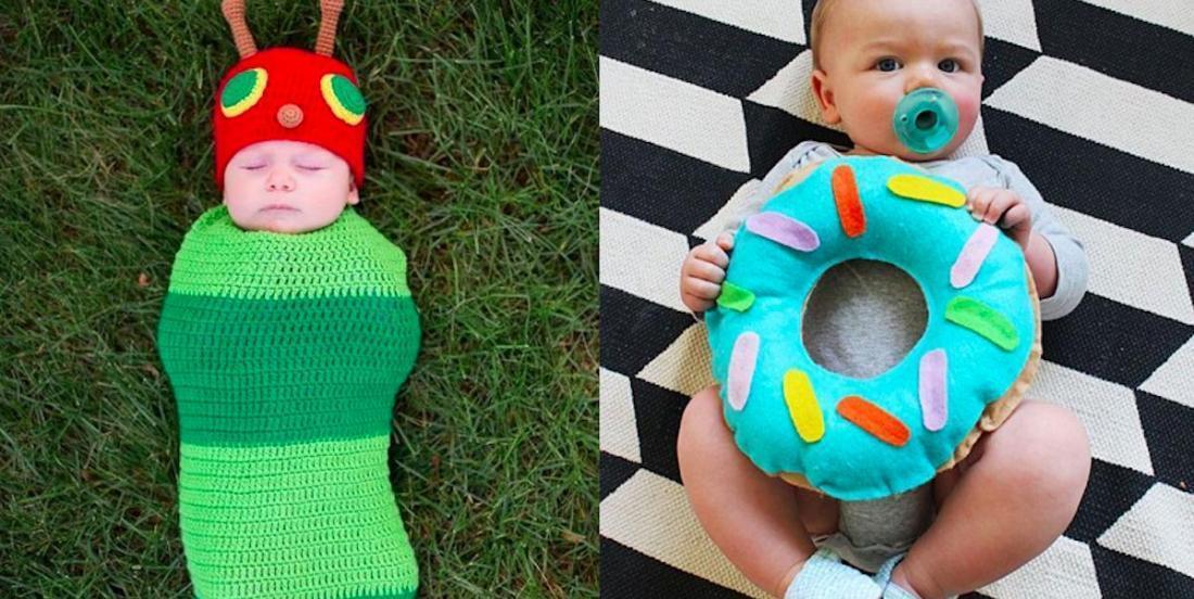 13 idées de costumes d'Halloween pour les bébés