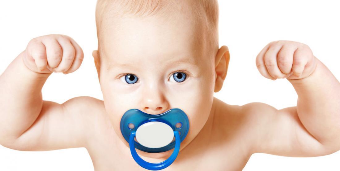 C'est urgent! Les bébés d'aujourd'hui doivent faire plus de sport!