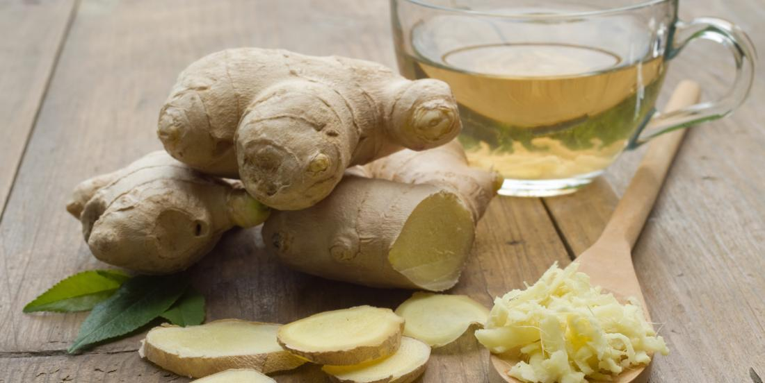 4 bonnes raisons de consommer régulièrement du gingembre!