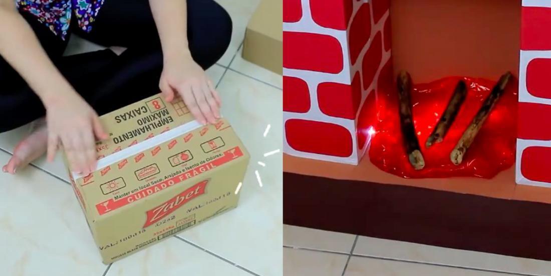 Apprenez à réaliser ces 2 superbes décorations de Noël en récupérant des boîtes et des conserves!