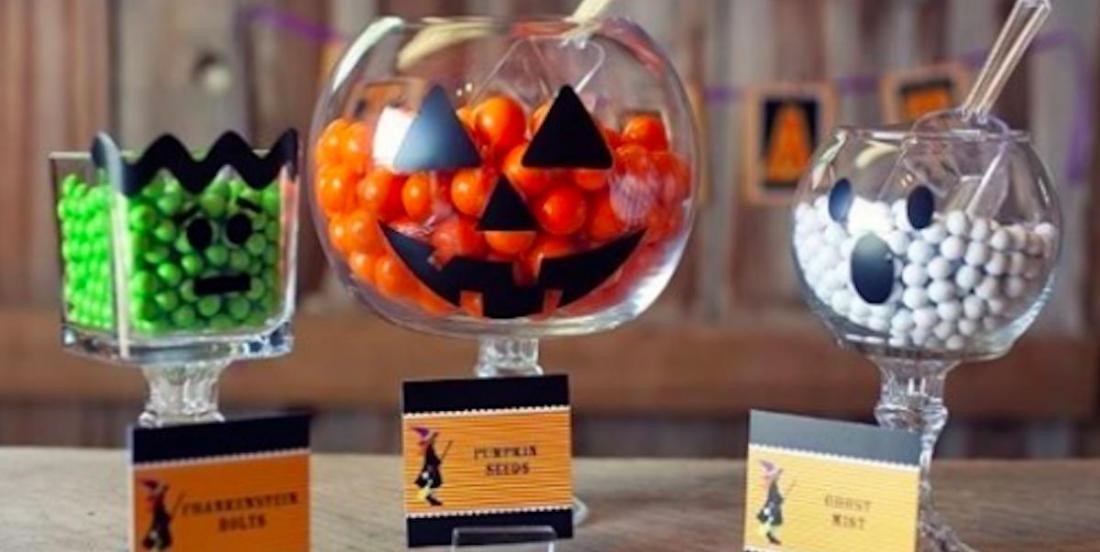 19 idées déco pour une superbe soirée d'Halloween!