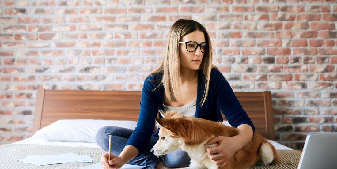 9 façons de demeurer productif si vous travaillez de la maison