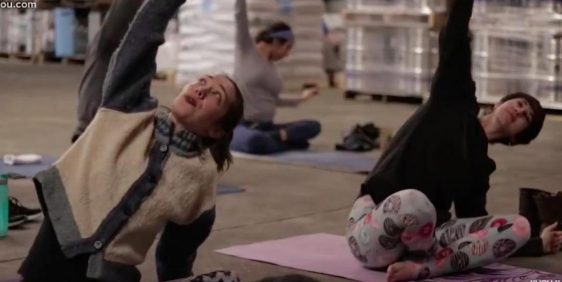Vous trouvez le yoga trop « parfait »? Essayer le « Rage Yoga »!