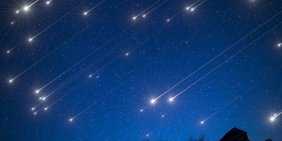 Dans la nuit du 8 au 9 octobre, ne manquez pas la pluie d'étoiles filantes!