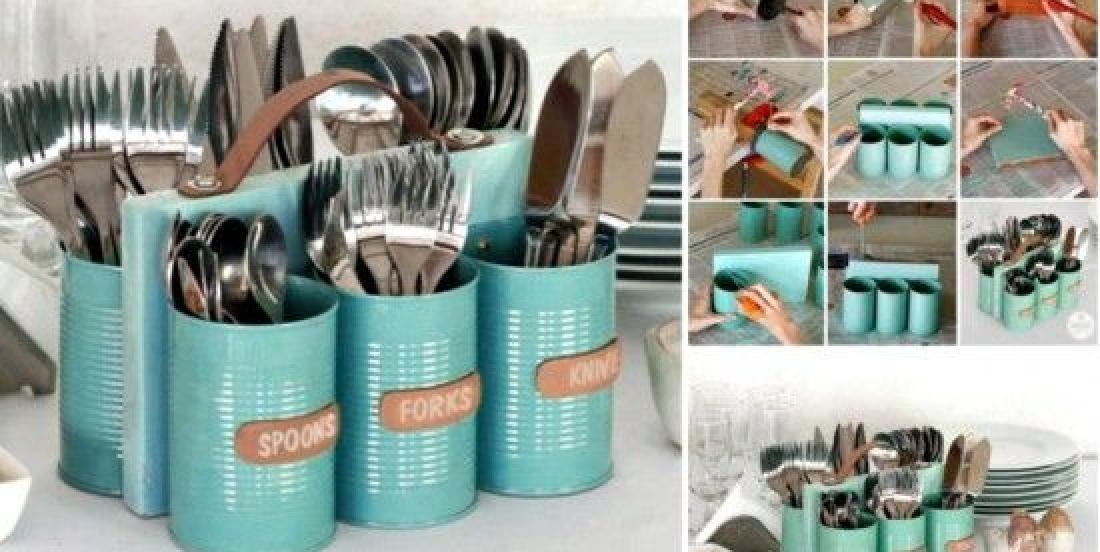 Débarrassez-vous de vos vieux emballages en les réutilisant de manière géniale!