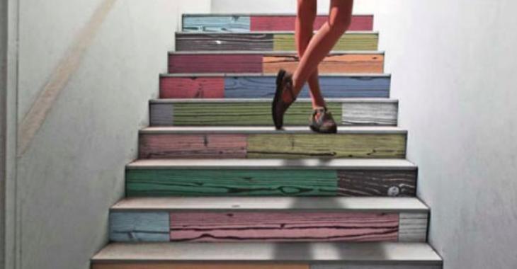 20 idées pour décorer vos escaliers de façon unique! - Décorations ...