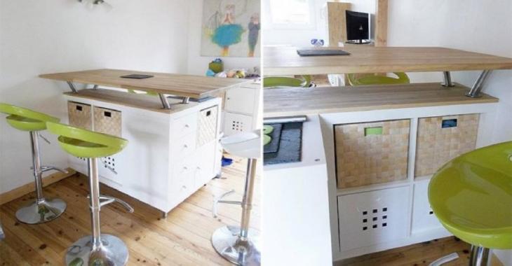 Transformer Meuble Ikea ce meuble ikea est si polyvalent que vous pouvez le transformer de