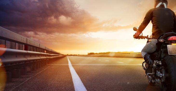 Selon la science, la moto réduirait le stress et la dépression!