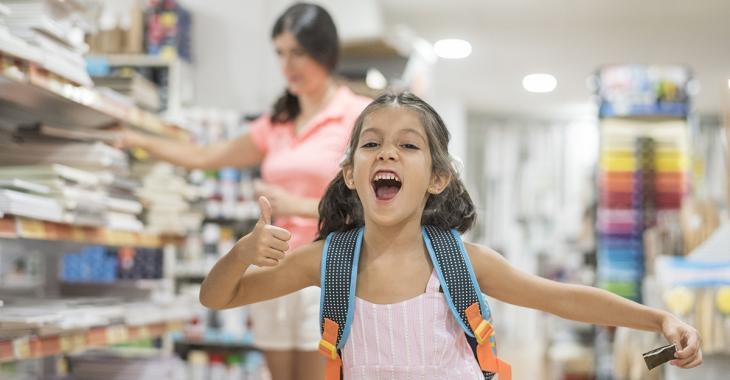Où acheter vos effets scolaires cette semaine pour économiser au maximum