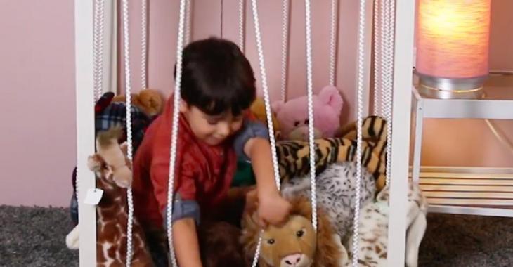 6 idées pour organiser une chambre d'enfant
